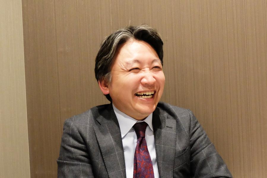 北村理事長